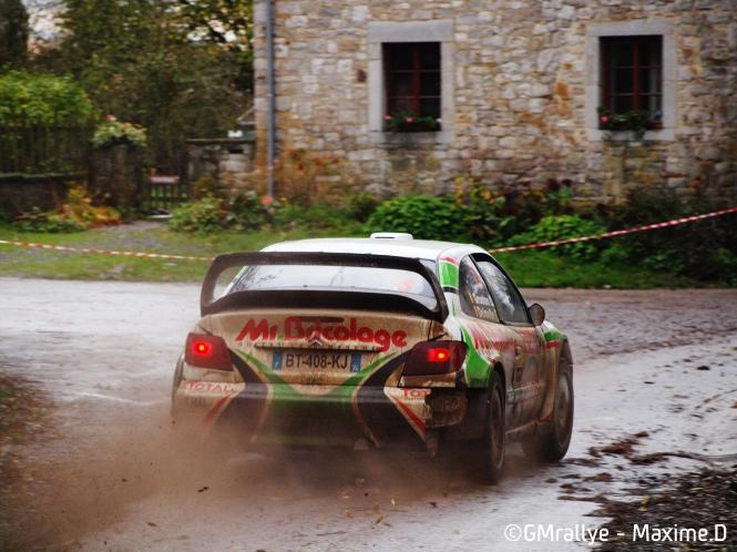 Les photos du Rallye du Condroz 2013 sont en ligne!